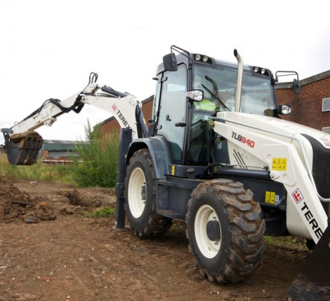 TRACTOPELLE TLB840